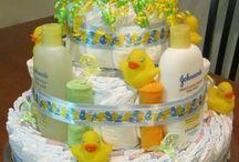 Dez's baby shower