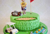 AA's 21st Bday Cake