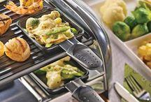 Raclette Party / Pour les amateurs et les passionnés de raclette,  nous vous avons sélectionné tout ce qui concerne la raclette : idées d'accompagnement, types de fromage, recettes originales, etc...! Pour le bonheur de vos papilles ! www.raviday-fromage.com