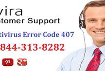Best Way to Fix Avira Antivirus Error Code 407