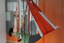aerial yoga / by Erin Fleming