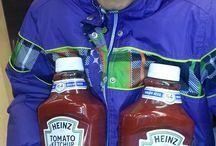 ** WINNER ** Show Us Your Heinz / Photo Contest
