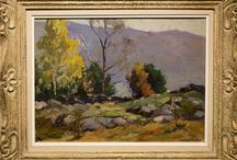 Stanley Woodward Paintings