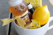Gift-A-Mug Ideas! / Amazing gifts to give inside of a mug! / by CARES Ideas