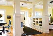 Dream entry/ sitting room ideas / by Lindsey Pierce
