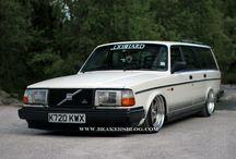 Volvo 240/245 / volvo 200-serien 240 242 244 245