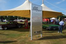 Signage | Goodwood Festival of Speed 2010 / Like what you see? Find out more at http://bit.ly/2sLNZ7e