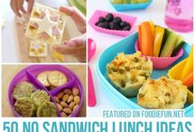 Picnic and lunch box ideas