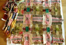 Scrap fabric makes