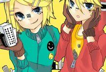Matryoshka Kagamine Twins
