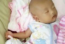 my daughter / Acelin sakhi permana