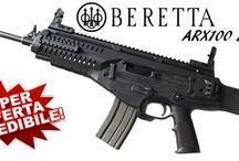 Novita' Armi / Armi nuove appena arrivate o uscite in commercio