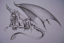 draci / obrazky draku