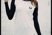 Shirt extraterrestre cute