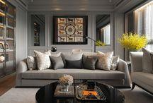 Living area fabrics