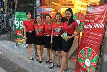 Hoạt náo cửa hàng 393 Hồng Bàng