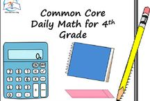 4th Grade Math Exit Tickets / 4th Grade Math Exit Tickets. Build your fourth graders' Common Core math skills in just 15-20 minutes a day! This pack of math review will keep your students showing what they know about 4th grade math skills!