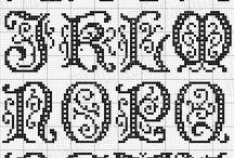 abeceda písmena