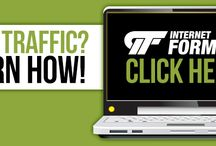 Internet Traffic Formula / how to get 100,000 visitors and up to 40,000