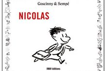Collection Personnages du Petit Nicolas