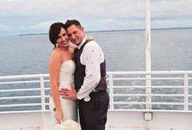 Destin Weddings on SOLARIS Yacht   Alex & Rob