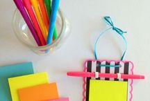 Diy's post it notes