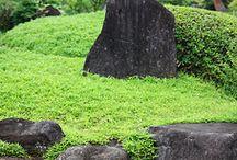 japanese garden ( 日本庭園 , Nihon Teien )