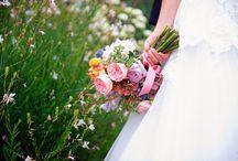 Mariage - Bouquets / Le Bouquet de la Mariée - Photographe de Mariage sur Bordeaux - Marine Monteils