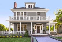 Future home design / by Katie-Lyn Kapisak