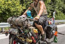 bike ultra distance traveling