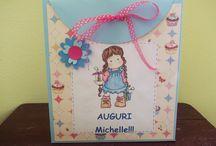 LE MIE SCATOLE - GIFT BOXES- GIFT BAGS / Le scatole e le confezioni regalo realizzate con la carta