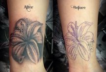 Ink // Cover Ups