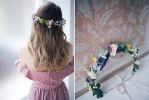 Couronne florales