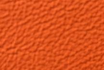 Leather upholstery finishes / Leather finishes