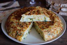 Tortillas / Entra en www.comparterecetas.com y encontraras las tortillas más ricas