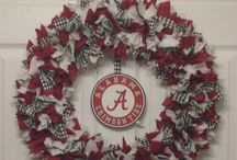 Sweet Home Alabama - Roll Tide Roll! / by Mary Berry