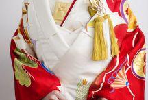 Wedding of japanees style
