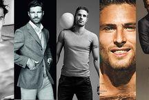 Hombres tan guapos como tú / Descubre aquí los hombres más guapos del planeta