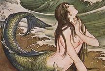 Mermaids...just because.