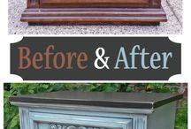 Renovace nabytku
