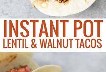 slow cooker/instant pot recipes