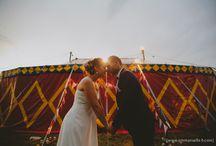 mariage circus