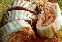 блюда по корейски