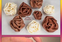 Cake Tutorial / by Marvella Riojas