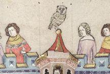 Margin: Owl