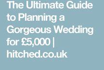 Practical wedding suggestions