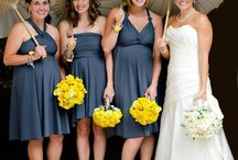 Wedding/Bridal! / Variety of wedding items including bridesmaid dresses, wedding gowns, jewelry, bouquets, invitations, gifts and more! / by Sara Yoder