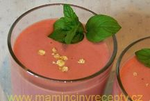 Recepty - smoothie