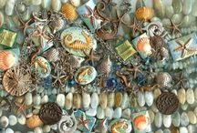 Beach Party / Bead Inspirations loves being on an island with a sandy beach full of sea life and endless inspiration!