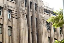 Art Deco Architecture - Influences